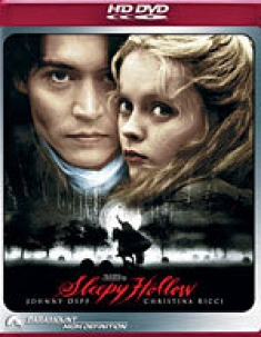 Sleepy Hollow [HD DVD Box Art]