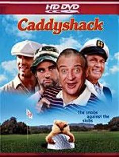 Caddyshack [HD DVD Box Art]
