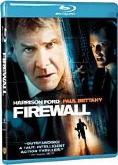 Firewall [Blu-ray Box Art]