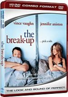 The Break-Up [HD DVD Box Art]