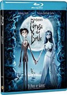 The Corpse Bride [Blu-ray Box Art]