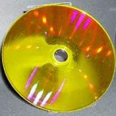 Gold DVD Discs