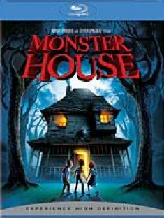 Monster House [Blu-ray Box Art]