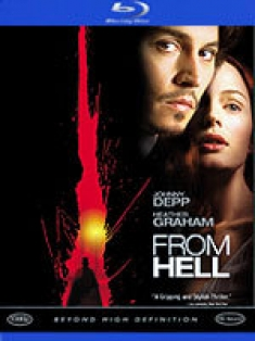From Hell [Blu-ray Box Art]