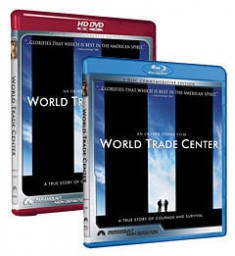 World Trade Center [Blu-ray, HD DVD Box Art]