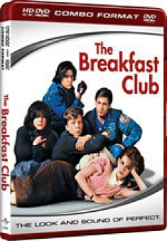 The Breakfast Club [HD DVD Box Art]