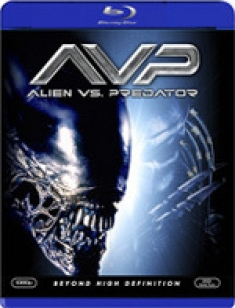 Alien vs. Predator [Blu-ray Box Art]