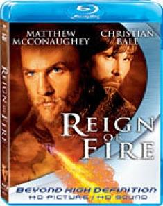 Reign of Fire [Blu-ray Box Art]