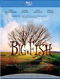 Big Fish [Blu-ray Box Art]