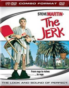 The Jerk [HD DVD Box Art]