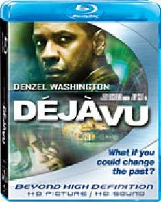 Deja Vu [Blu-ray Box Art]