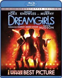 Dreamgirls [Blu-ray Box Art]