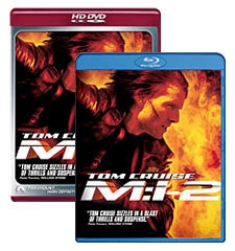 'M:i-2' [Blu-ray, HD DVD Box Art]