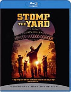 Stomp the Yard [Blu-ray Box Art]