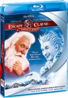 The Santa Clause 3: The Escape Clause [Blu-ray Box Art]