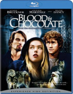 Blood & Chocolate [Blu-ray Box Art]