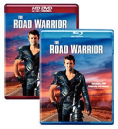 The Road Warrior [Blu-ray, HD DVD Box Art]