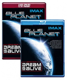 IMAX: Blue Planet [Blu-ray, HD DVD Box Art]