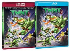 TMNT [Blu-ray, HD DVD Box Art]