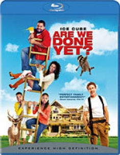 Are We Done Yet? [Blu-ray Box Art]