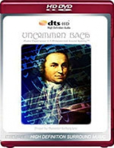 Uncommon Bach [HD DVD Box Art]