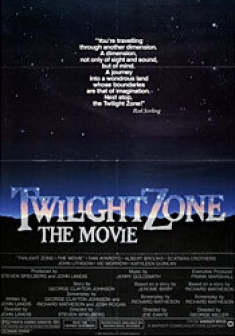 Twilight Zone: The Movie [Original Theatrical One-Sheet Poster]