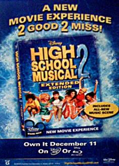 High School Musical 2 [Promotional Advert]