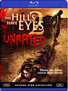 The Hills Have Eyes 2 (2007) [Blu-ray Box Art]