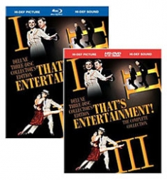 That's Entertainment: The Complete Collection [Blu-ray, HD DVD Box Art]