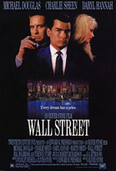 Wall Street [Movie Poster]