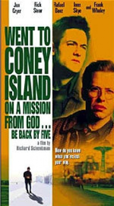 Went to Coney Island on a Mission from God.. Be Back By Five [Movie Poster]