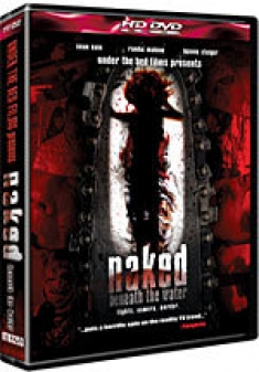 Naked Beneath the Water [HD DVD Box Art]