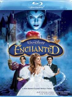 Enchanted [Blu-ray Box Art]