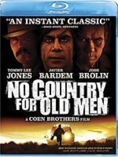 No Country for Old Men [Blu-ray Box Art]