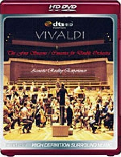 Vivaldi - The Four Seasons/Concertos for Double Orchestra [HD DVD Box Art]