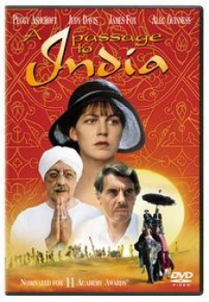A Passage to India [DVD Box Art]