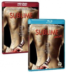 Sublime [Blu-ray, HD DVD Box Art]