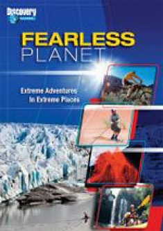 Fearless Planet [Blu-ray Box Art]