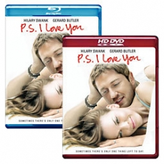 P.S. I Love You [Blu-ray, HD DVD Box Art]