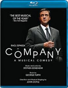 Company [Blu-ray Box Art]