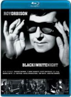 Roy Orbison: A Black & White Night [Blu-ray Box Art]