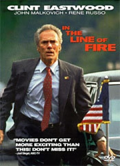 In the Line of Fire [DVD Box Art]