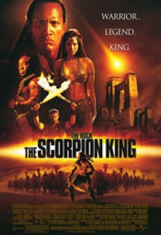 The Scorpion King [Movie Poster]