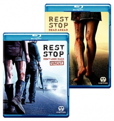 Rest Stop, Rest Stop: Don't Look Back [Blu-ray Box Art]