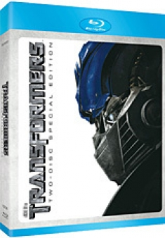 Transformers (2007) [Blu-ray Box Art]