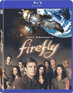 Firefly [Blu-ray Box Art]
