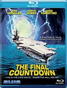 The Final Countdown [Blu-ray Box Art]