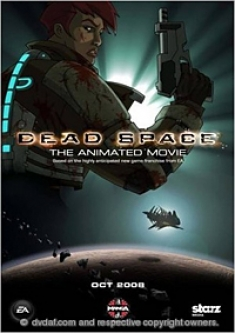 Dead Space: Downfall [Key Art]