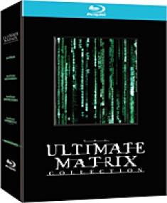The Ultimate Matrix Collection [Blu-ray Box Art]
