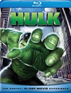 Hulk (2003) [Blu-ray Box Art]